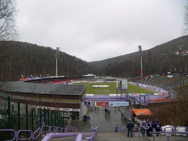 Erzgebirgsstadion (old), Aue