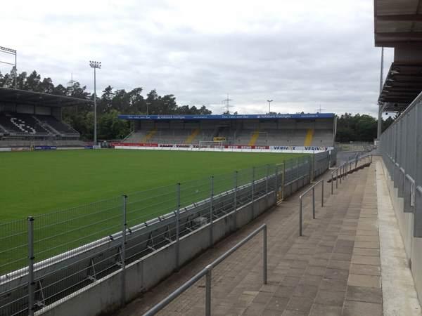 BWT-Stadion am Hardtwald, Sandhausen