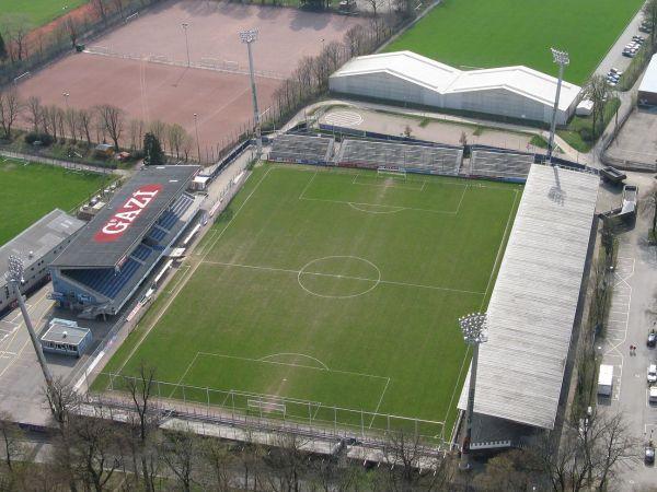 GAZİ-Stadion auf der Waldau, Stuttgart