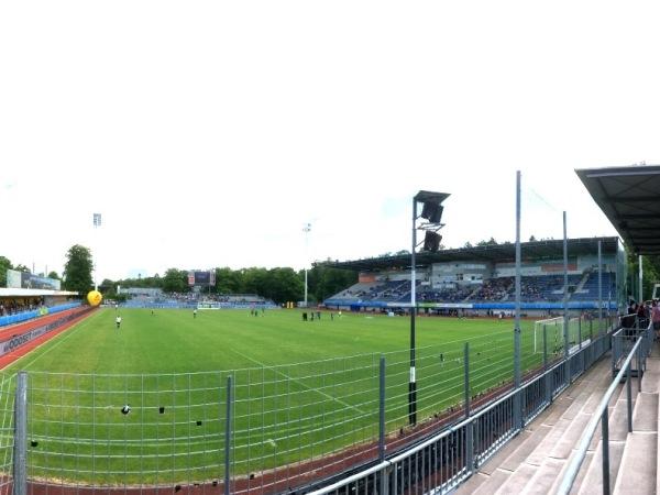 Wacker-Arena, Burghausen
