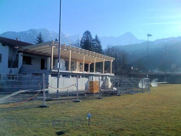 Sportplatz St. Martin, Cazis