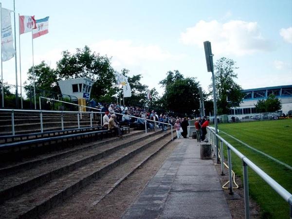 Ligaplatz am Jahnstadion, Neubrandenburg