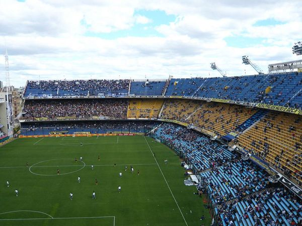Estadio Alberto José Armando, Ciudad de Buenos Aires