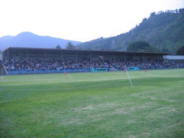 Estadio Guillermo Slowing, Amatitlán