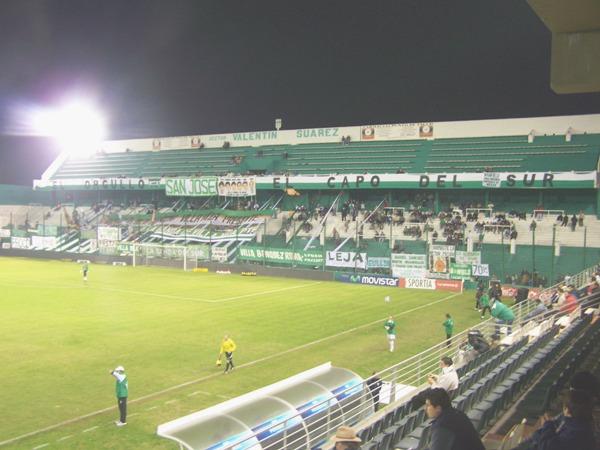Estadio Florencio Solá, Lomas de Zamora, Provincia de Buenos Aires