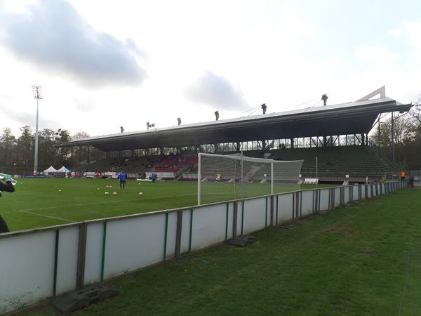 Sportpark Höhenberg, Köln