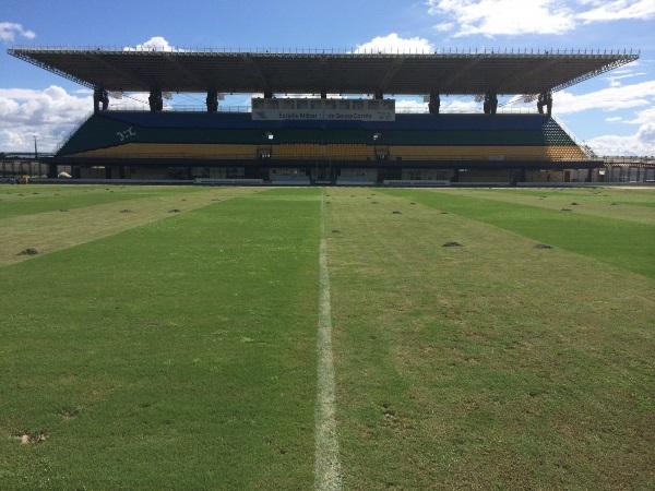 Estádio Milton Corrêa, Macapá, Amapá