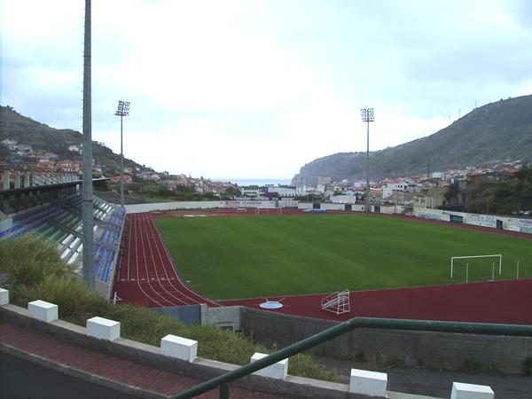 Estádio Municipal de Machico, Machico (Madeira)
