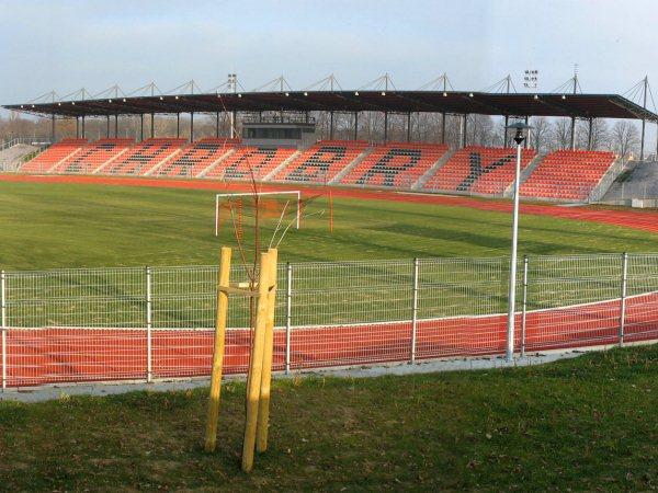 Stadion GOS, Głogów