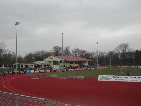 Volksparkstadion, Neuruppin