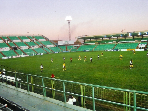 Estadio Romano, Mérida